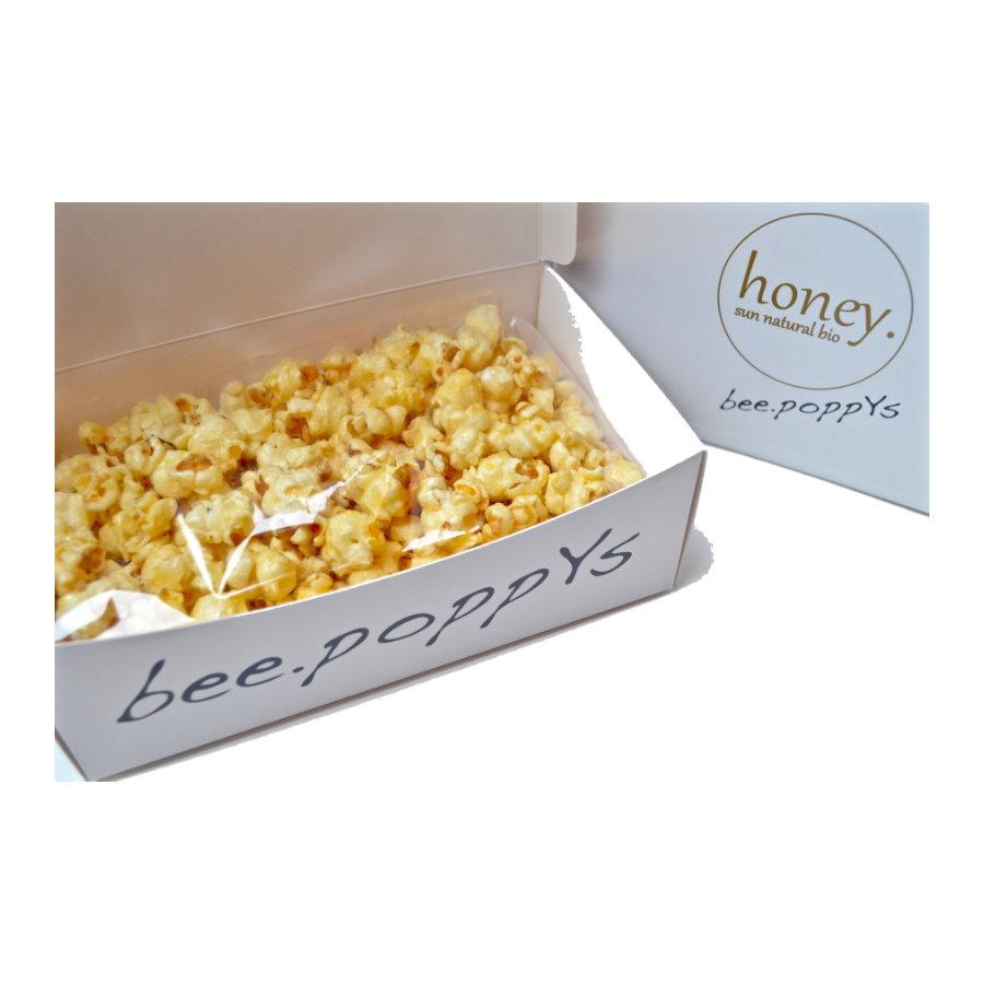 Bio Honig Karamell Popcorn
